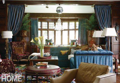 Kellie Burke Family Room