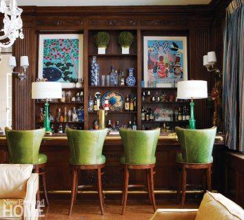Kellie Burke Bar