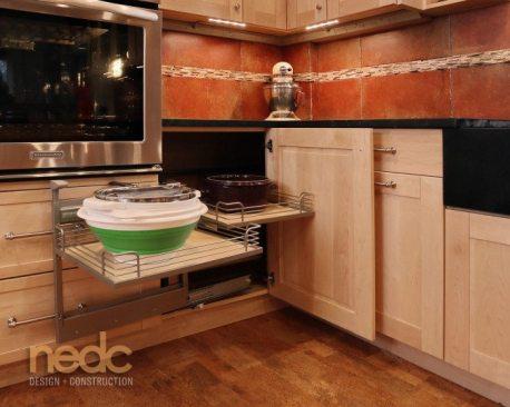 Kitchen Trends: Cabinet Organiation