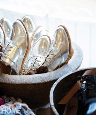 Sconset Square Bungalow Silver Shoes
