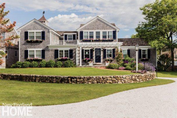 Cape Cod Cottage Exterior