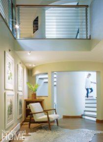 Stowe Vermont Circular Staircase