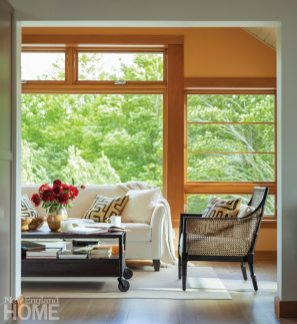 Stowe Vermont Sitting Room