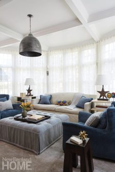 Gauthier Stacy Hingham Family Room
