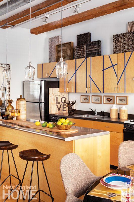 Steven Favreau Kitchen