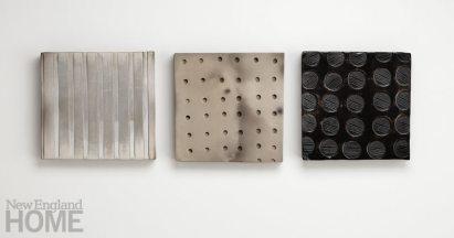 Paula Shalan Smoke Fired Wall Boxes