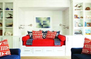 Five Bunkrooms with Coastal Style