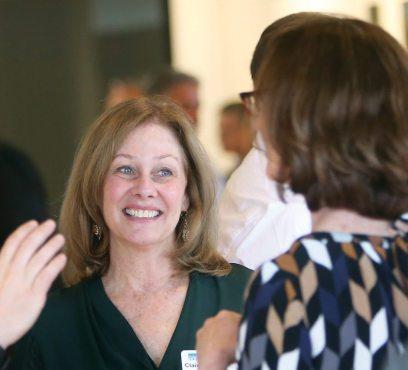 Claire Federman of Sewfine Drapery Workroom