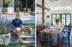 Stylishly Restored: Cape Cod's Amos Otis House