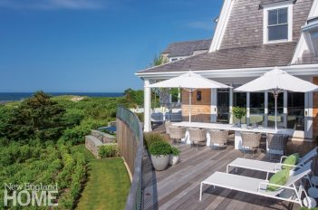 Hutker Architects Outdoor Deck