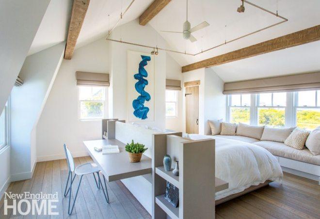 Hutker Architects Master Bedroom