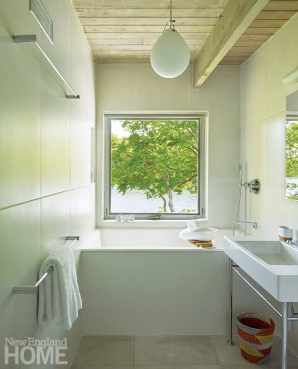 Midcentury Modern Bathroom