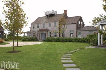 Nantucket Shingle Colonial