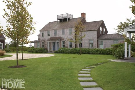 Nantucket Shingle Colonial