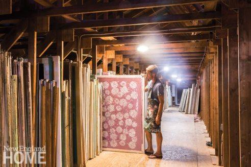 Tillet Textiles Screen Library