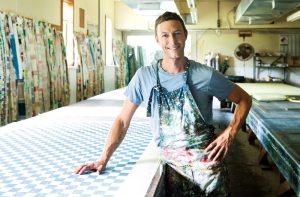 Screen Stars: Tillett Textiles