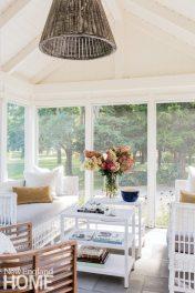 Lisa Tharp Screened Porch