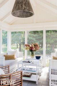 Lisa Tharp Screened Porch