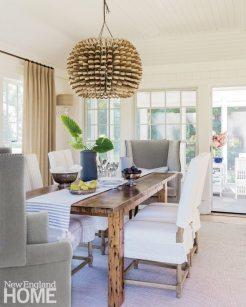 Lisa Tharp Dining Room