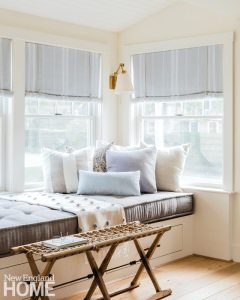 Lisa Tharp Large Window Seat