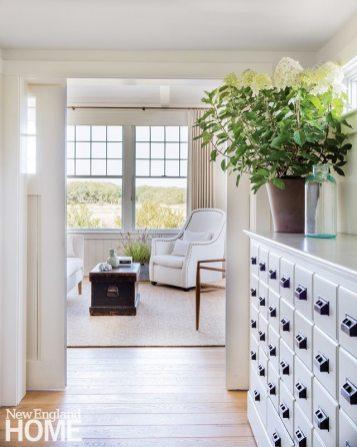 Lisa Tharp Neutral Master Bedroom Suite Hallway