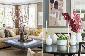 A Designer's Suburban Chic Home