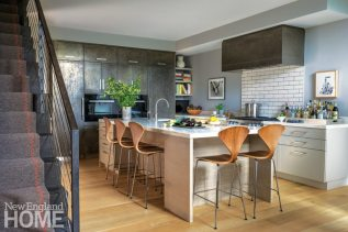 Slater - Woodmeister kitchen