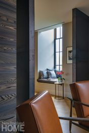 Slater - Woodmeister living room window seat