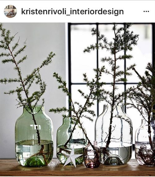 Kristen Rivoli simple holiday decor