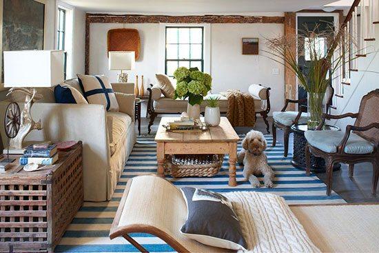nantucket living room
