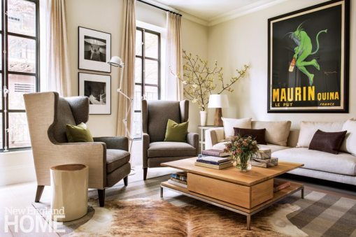 Contemporary living room designed by Koo de Kir Architectural Interiors