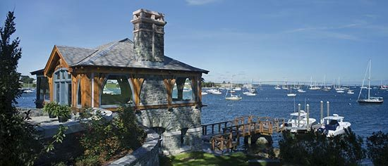 newport boat house