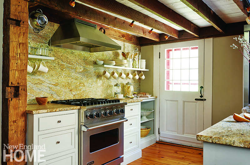 A Historic Home Built In 1776 New England Home Magazine