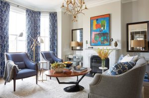 An Elegant Pied-à-Terre in Boston's South End