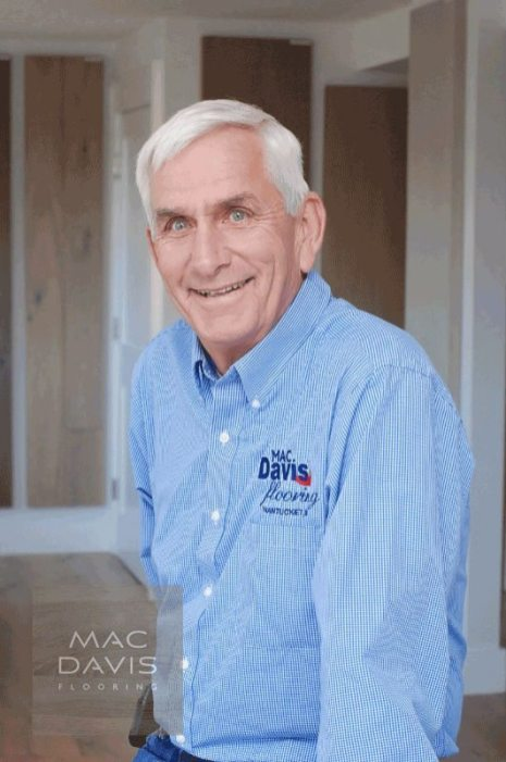 Chuck Davis came on board with Mac Davis Flooring in 2014 as the lead project manager, bringing with him over two decades of experience in the flooring industry.
