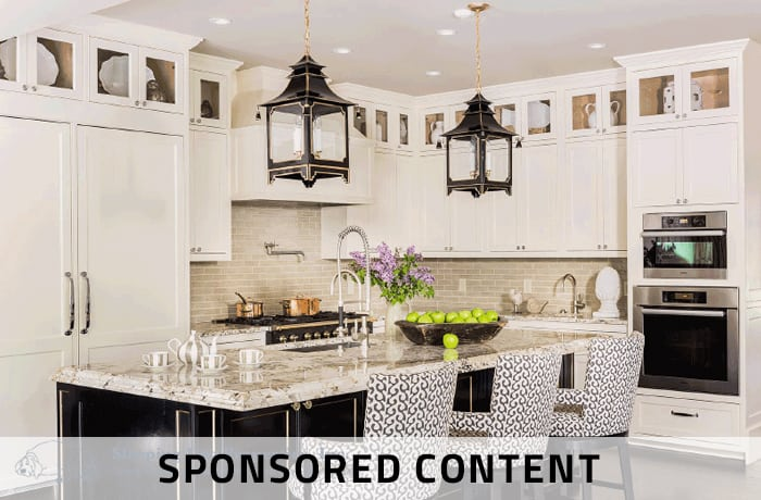 Traditional kitchen designed by Sleeping Dog Properties