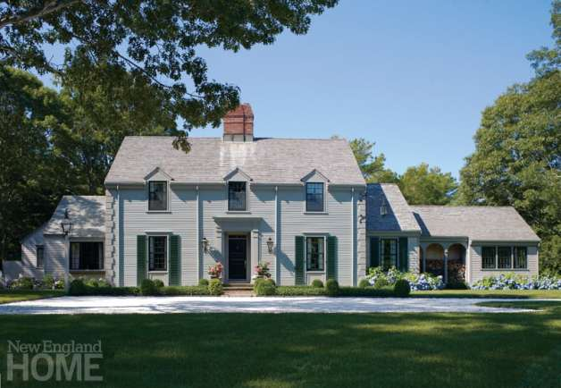 Exterior Royal Barry Wills Colonial
