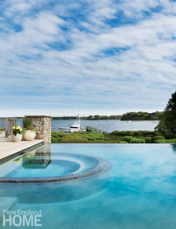 Infinity pool Cape Cod