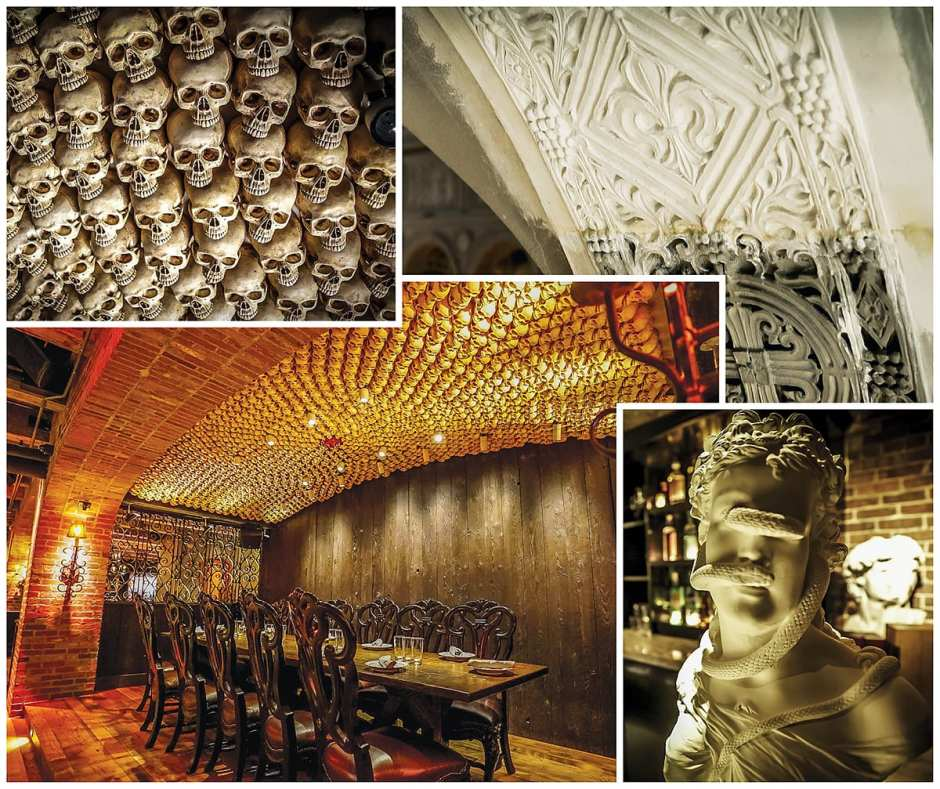 the architectural detailing Inspired Ornamental creates for homes and businesses