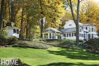 exterior 1920s cottage