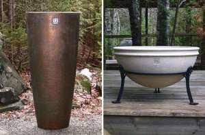 Lunaform's Garden Containers