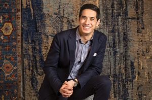 Five Questions: Hasan Jafri of Dover Rug & Home