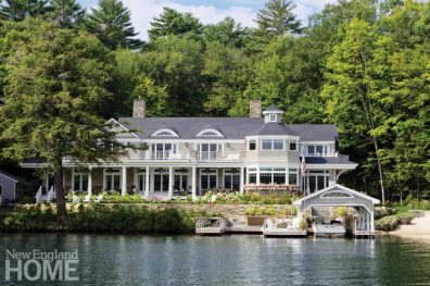 Classic New England Charm exterior