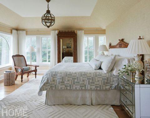 Generation Next on Cape Cod master bedroom