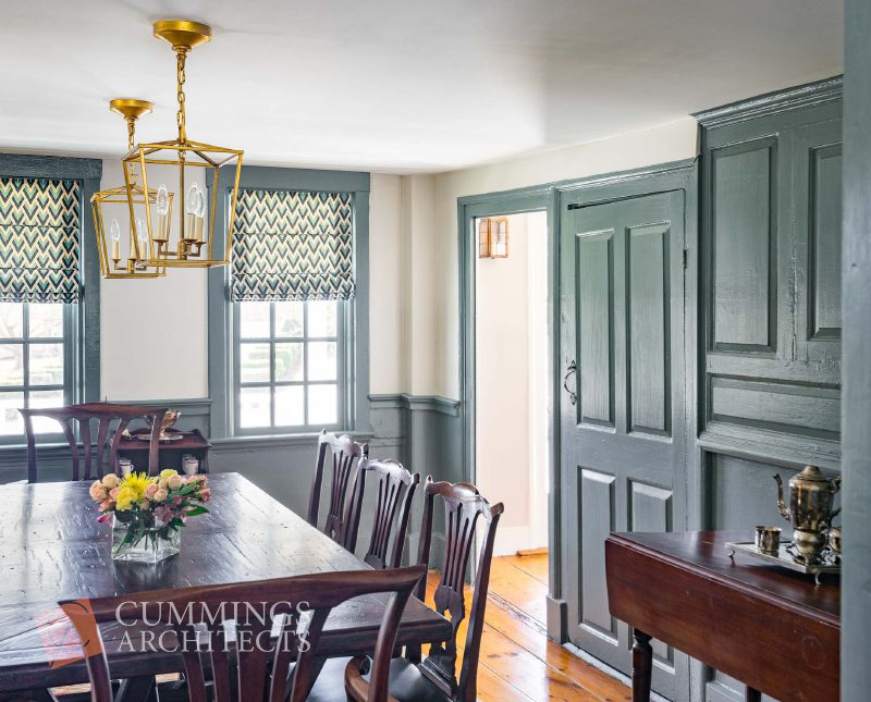 renovating a historic home formal dining room