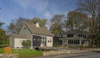 renovating a historic home gray exterior