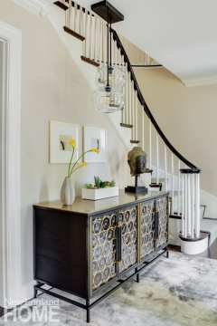 home gets a new lease on life entryway