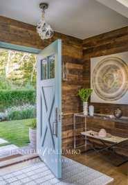 decorative lighting open door