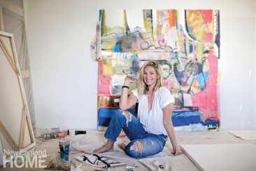 spec house transformation Lauren Cuneo