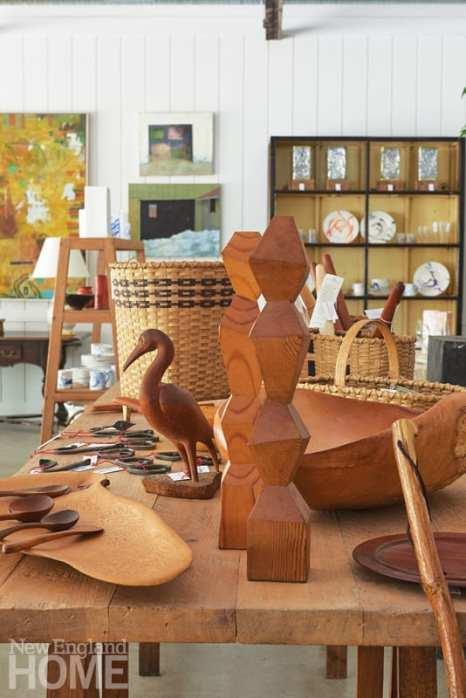 100 main connecticut wood sculptures